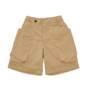 <B>BALLUTE<br>ALL WEATHER SHORTS (BEIGE)