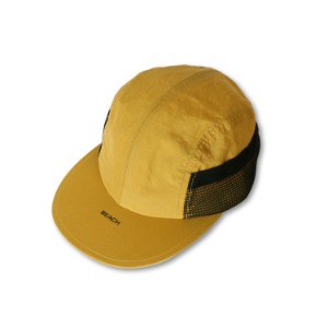 <B>SWELLMOB</B><br>nylon ground cap<br>-mustard-